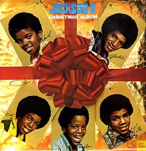Jackson 5 Christmas Album Santa Claus is Coming to Town